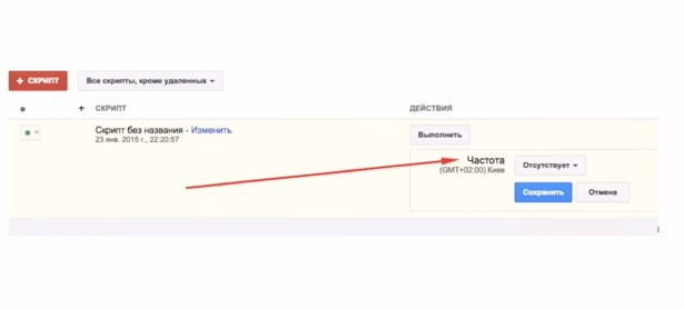 скрипты google adwords